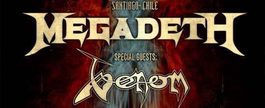 26 de Abril: The Metal Fest 2014