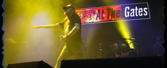 8 de Septiembre: At The Gates en Chile